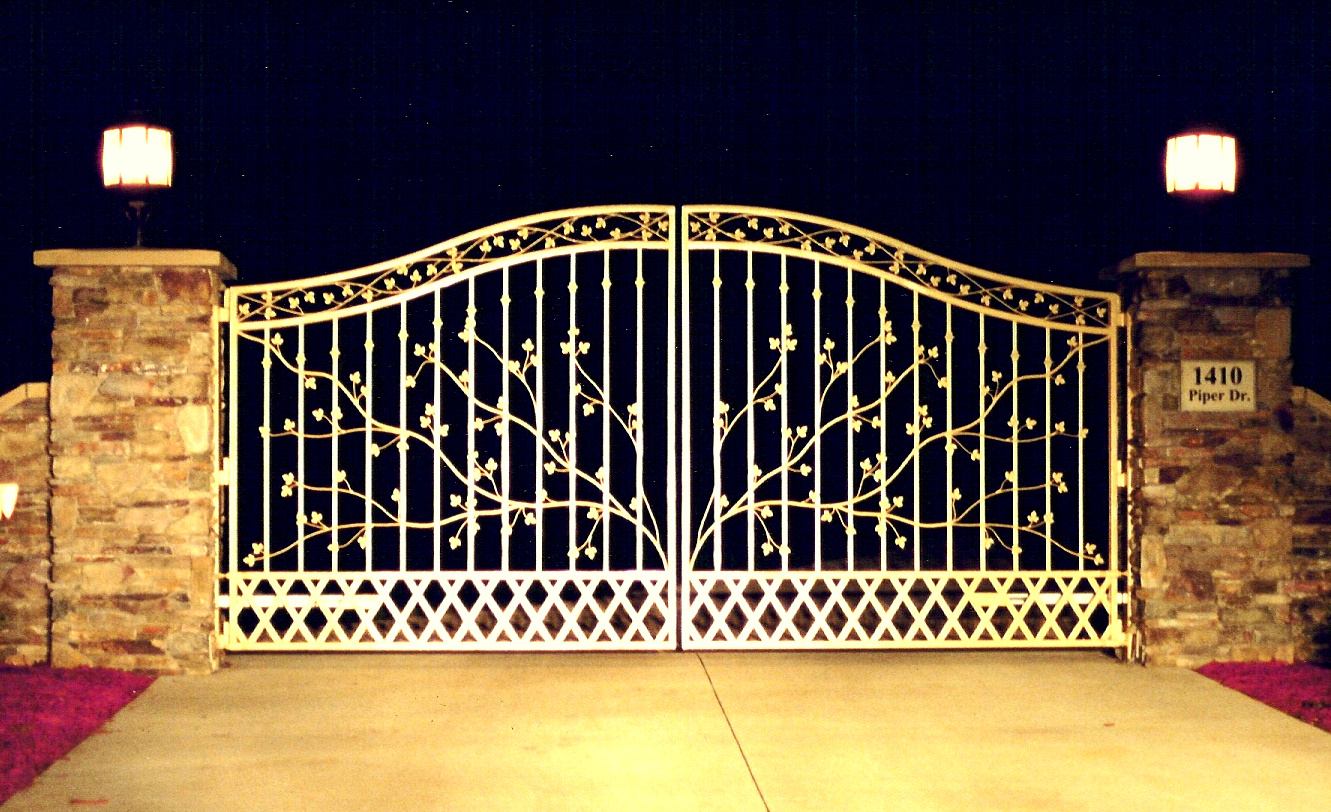 gallery 1 single entry residential gate
